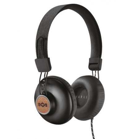 Marley Positive Vibration 2 Wireless Ακουστικά EM-JH133-SB Black